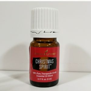 NEW CHRISTMAS SPIRIT 5ML BY YOUNG LIVING